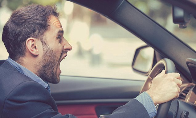 Men are SIX times more likely to be banned from driving than women