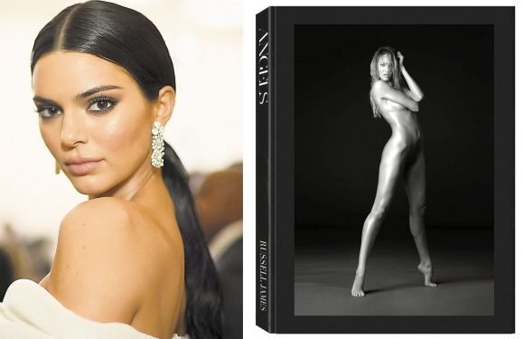 Kendall Jenner, Cindy Crawford get naked for new book