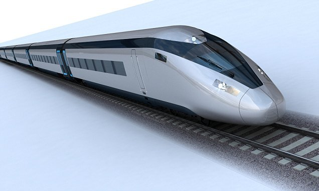 Cost of buying land on HS2 route TRIPLES to hit £3.3billion