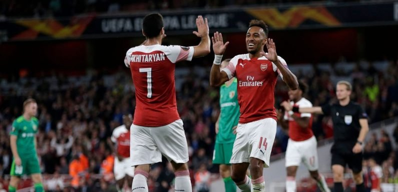 5 talking points from Arsenal's comfortable win in Europa League opener