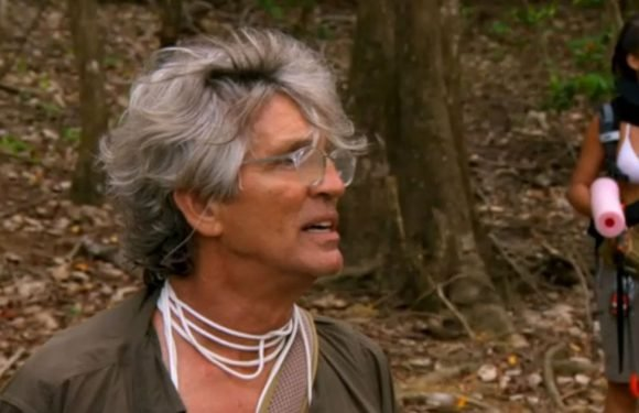Celebrity Island fans in hysterics over Eric Roberts' savage dig at Roxanne