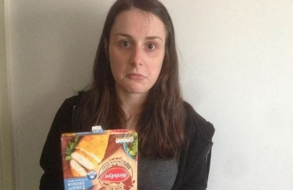 Tesco customer disgusted after her Birds Eye chicken is delivered already opened