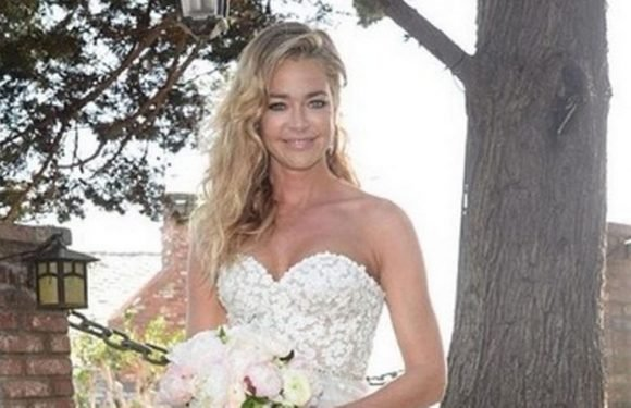 Star's tiny sheer wedding dress splits opinion – and took just 24 hours to make