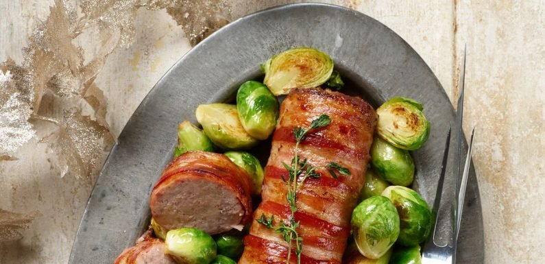 Asda launch foot-long pig in blankets for Christmas to rival Aldi