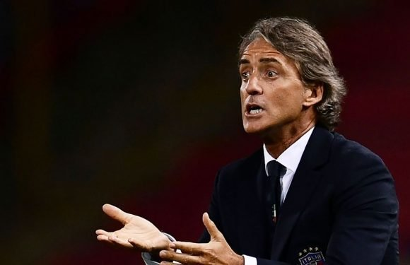 Roberto Mancini's Italy playlist reveals his love for Queen – and Miley Cyrus