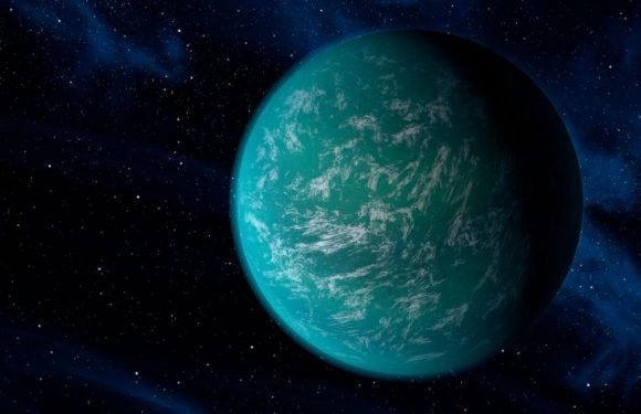 Alien life on Milky Way's 'water worlds' could be possible, scientists believe
