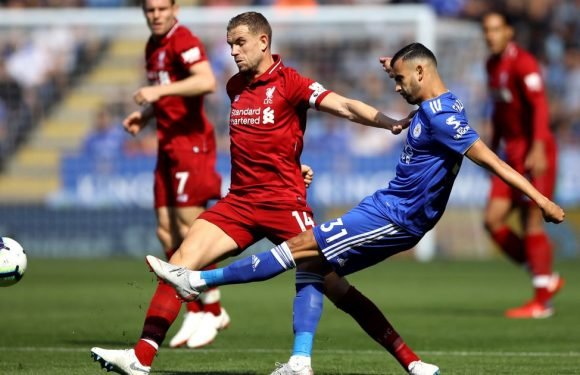What Liverpool fans are saying about Henderson after he started ahead of Keita