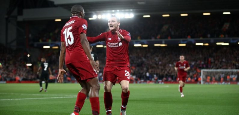 Robertson holds Sturridge up as 'example' and reveals why he made a difference
