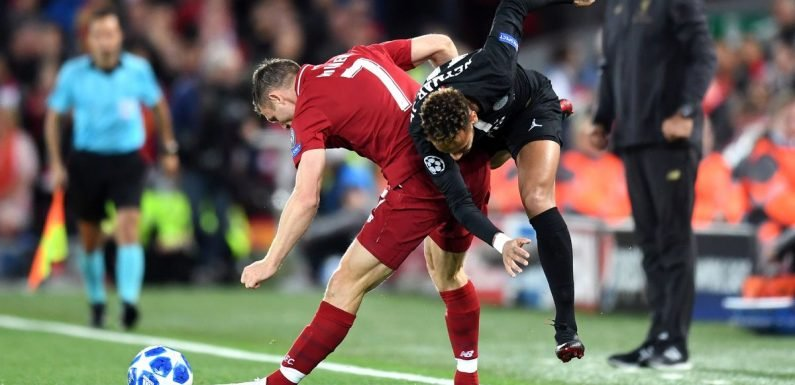Milner hilariously trolls Neymar after brilliant Champions League tackle