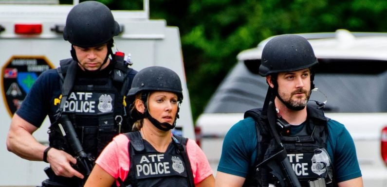 First picture of female Maryland shooting suspect who killed three then herself