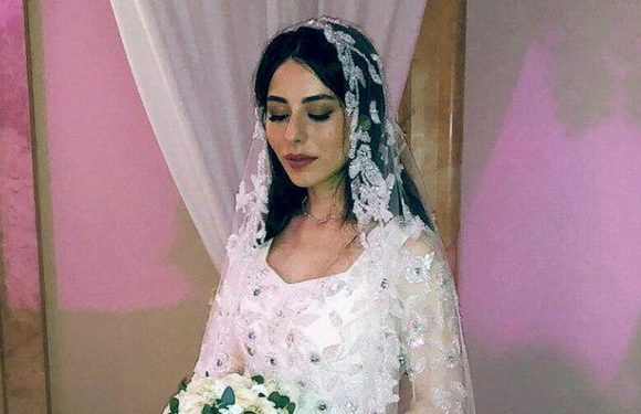 Why bride looked miserable at wedding – despite lavish reception and £195k dress
