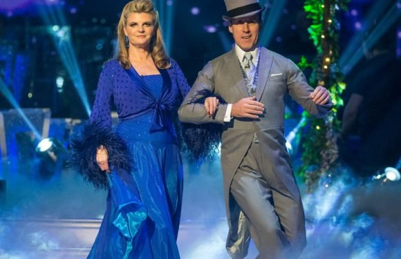Strictly's Susannah Constantine reveals her long battle with anxiety