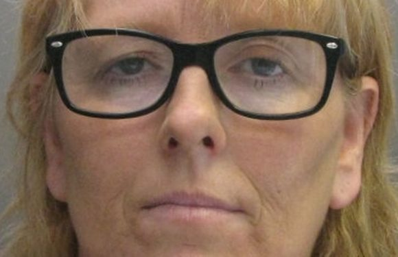 Prison teacher jailed for sex with inmate serving life for murdering two girls