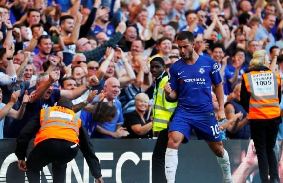 Hazard reveals change Sarri has made at Chelsea