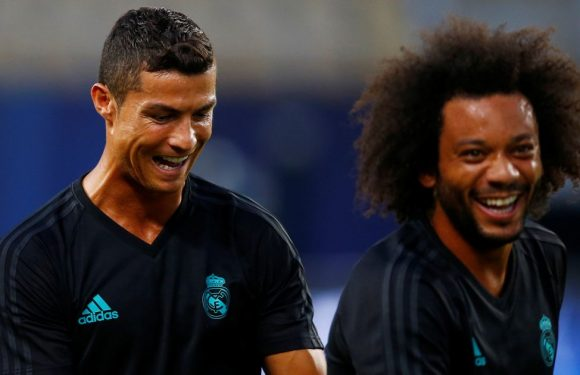 Marcelo responds to rumours he wants to join Ronaldo at Juventus