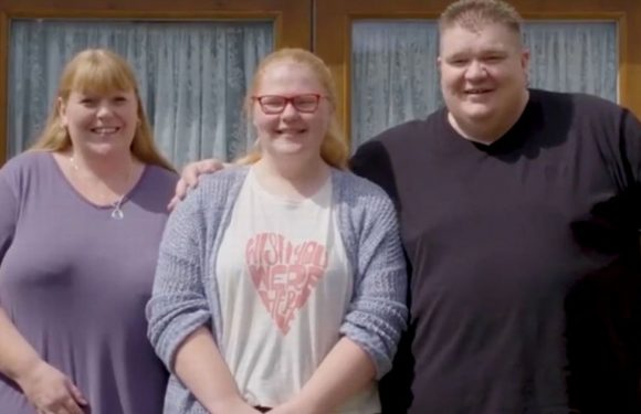 Schoolgirl saves her dad's life after spotting deadly sign of sepsis