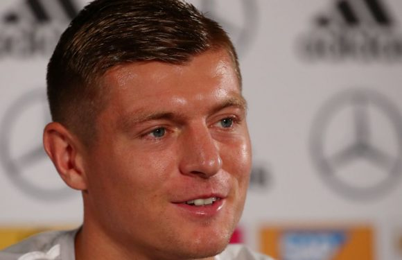 Kroos responds to who's best out of Ronaldo, Salah and Modric