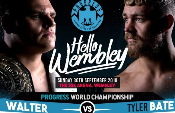 PROGRESS Wrestling Chapter 76: Hello Wembley – Preview and full card