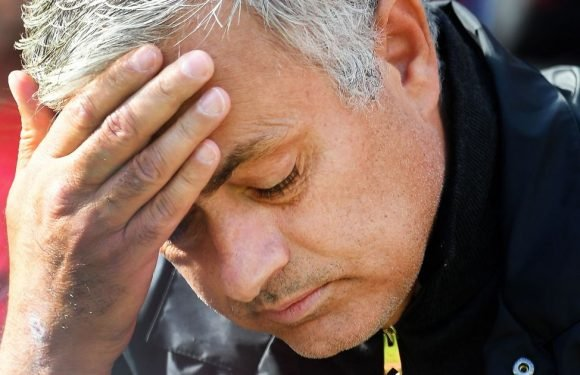 Former Man United boss reveals the one thing Mourinho must do to save his job