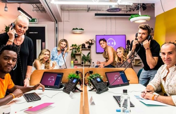 Here are the names taking part in ITV's new reality show Celebrity Call Centre