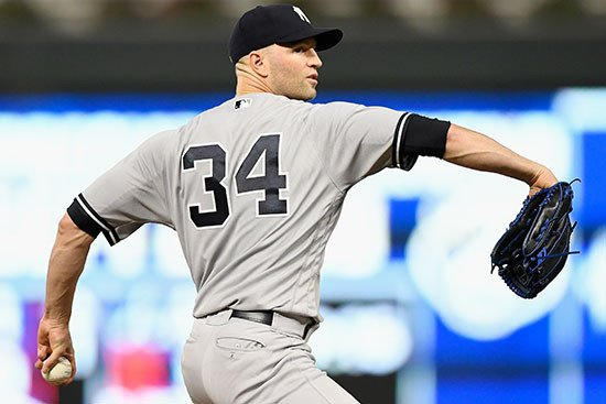 J.A. Happ handles Twins to help case for Yankees' wild-card start