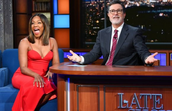Tiffany Haddish Says She Doesn't Have Time for Men — Just the 'Toys That I Get Off of Groupon'