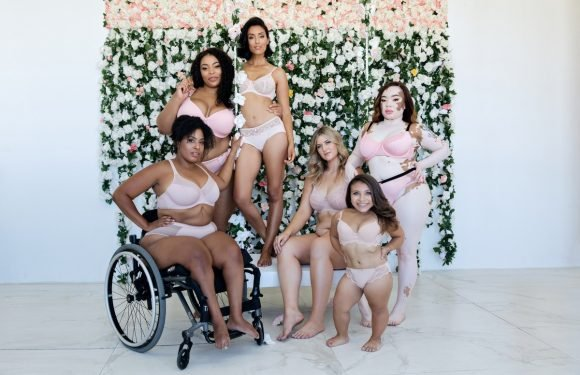 This New Bra Campaign Is The Most Inclusive Underwear Shoot You've Ever Seen