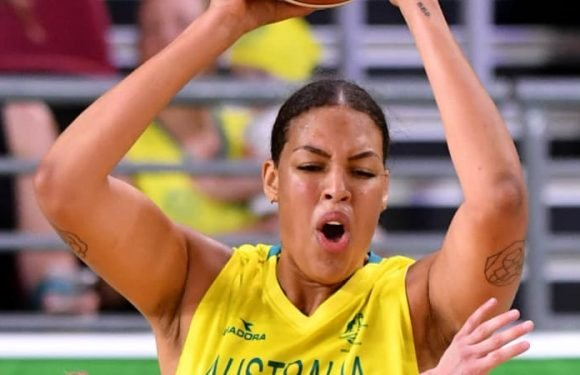 Cambage leads Opals to win over Nigeria