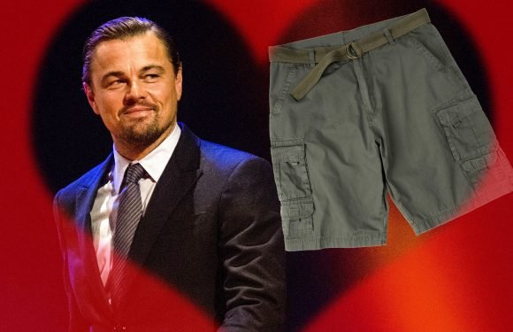 Leonardo DiCaprio's beloved cargo shorts now have their own song