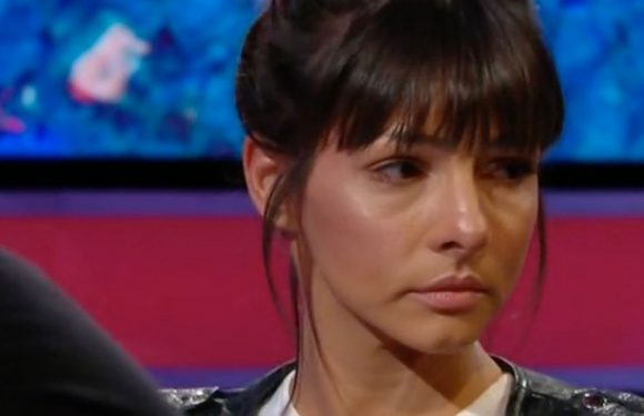 Question that prompted Roxanne Pallett's breakdown after Emma Willis grilling