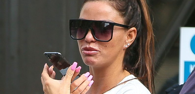 Kieran Hayler's cryptic remark as Katie Price checks into rehab for addiction