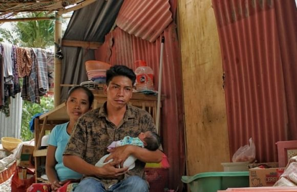 'I just want to get my baby to a proper home': Lombok reels from quake