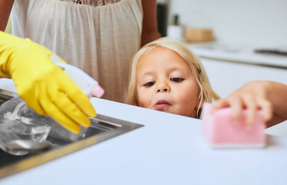Household cleaning products can make children gain weight