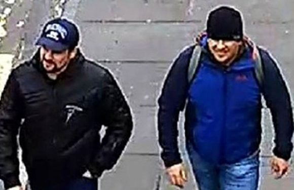 Russian company plans to trademark Novichok suspects' names 'to sell chemicals'