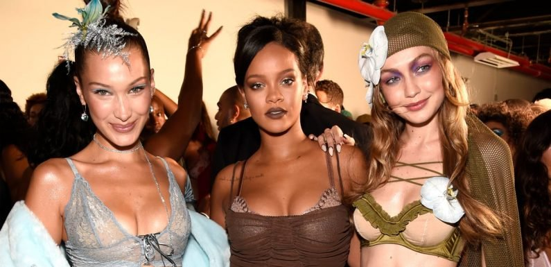 Rihanna's New York Fashion Week Show Was Unlike Anything We've Ever Seen Before