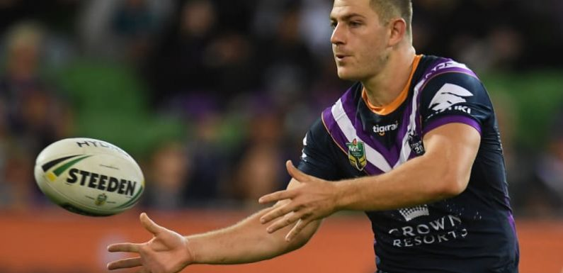 Canberra launch Storm raid for halfback Ryley Jacks