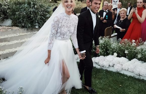 Fashion Super Blogger Chiara Ferragni Marries Fedez Lucia in Italy – And Shares Every Detail on Instagram!