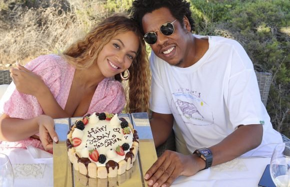 Beyoncé Shares Photos from Birthday Bash as She Sweetly Snuggles with JAY-Z in Sardinia