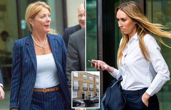 Interior designer is told she MUST pay up over flat damage