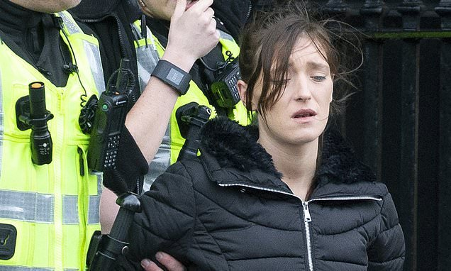 Shoplifter, 26, stole a £25 coat from Primark on her way to court