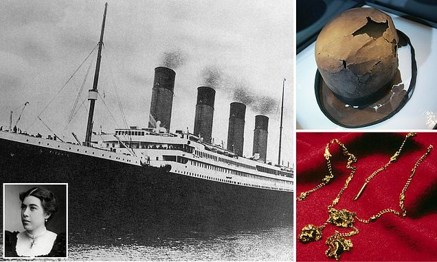 UK museums and US hedge funds battle over £15m Titanic treasure haul