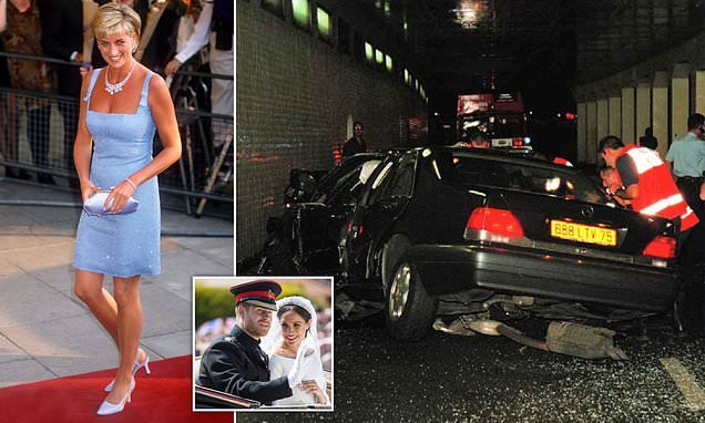 If Diana had worn a seatbelt she would have been at Harry's wedding