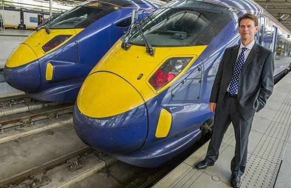 Boss of rail firm says fixing network is 'as tough as heart surgery'