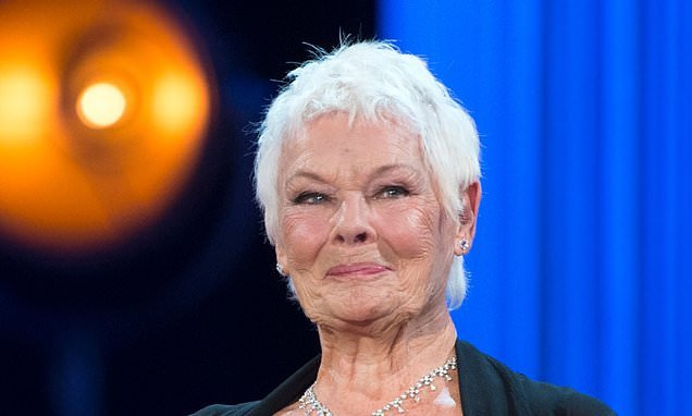 Dame Judi Dench DEFENDS Kevin Spacey as she brands him a 'good friend'