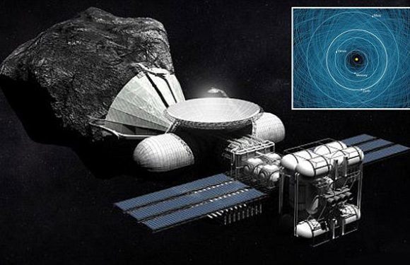Asteroids could be knocked TOWARDS Earth by scientists