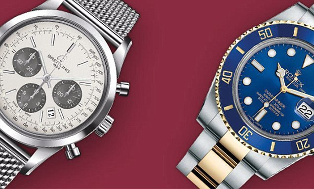 eBay clamps down on fakes with a new label to verify luxury watches