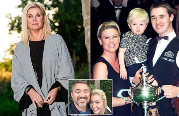 Stephen Hendry's ex-wife accuses him of cheating with 'silly girl'