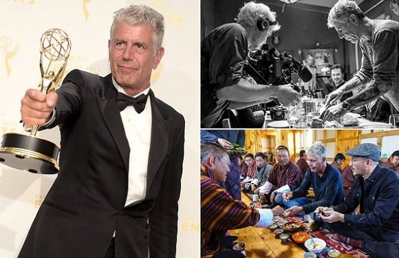 Anthony Bourdain wins six posthumous Emmy Awards for Parts Unknown
