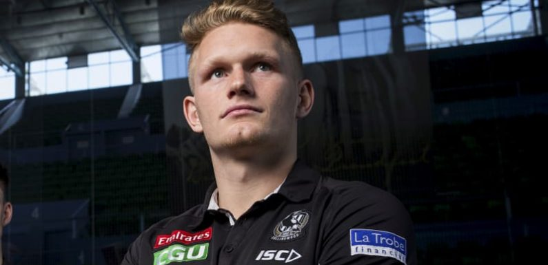 Treloar tells Victoria to get behind the Pies