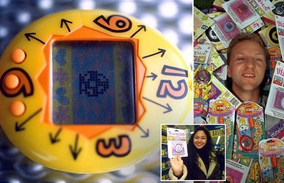 The original Tamagotchi is making a comeback